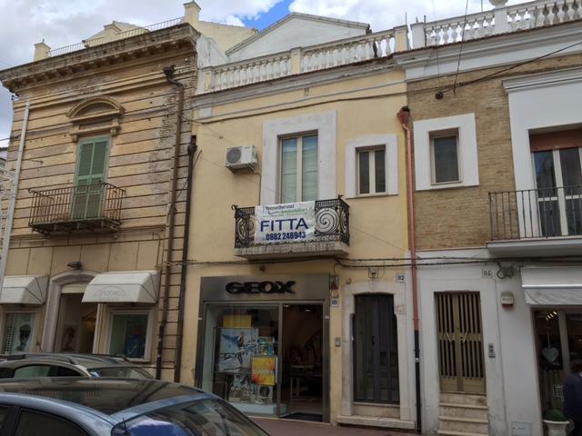 Soluzione indipendente in via Tiberio Solis - San Severo